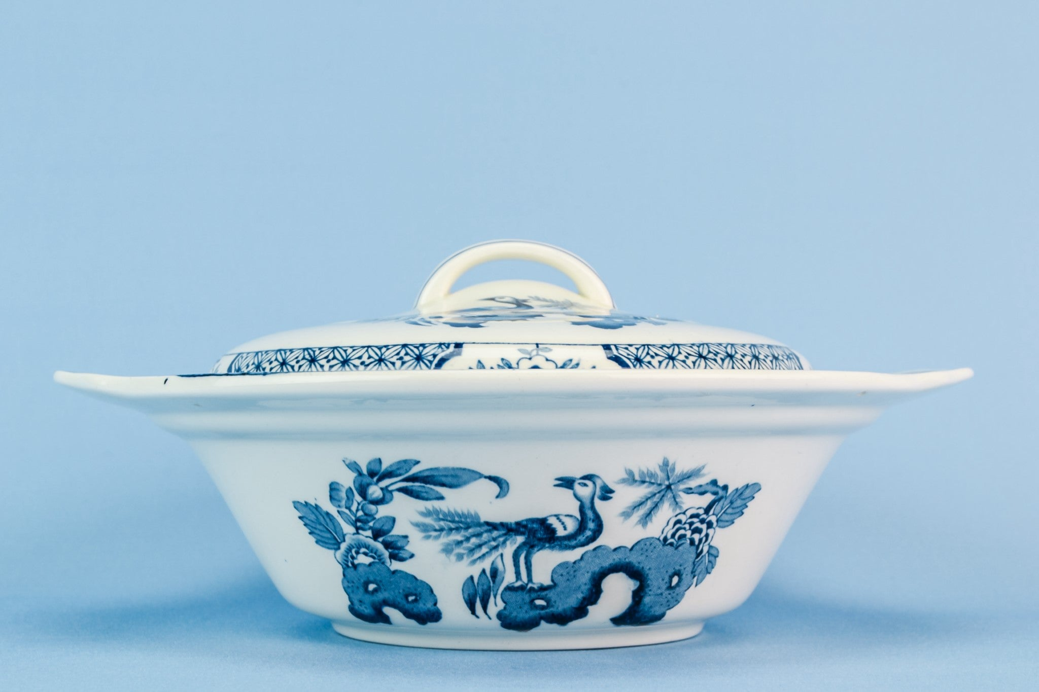 Wood & Sons pottery tureen