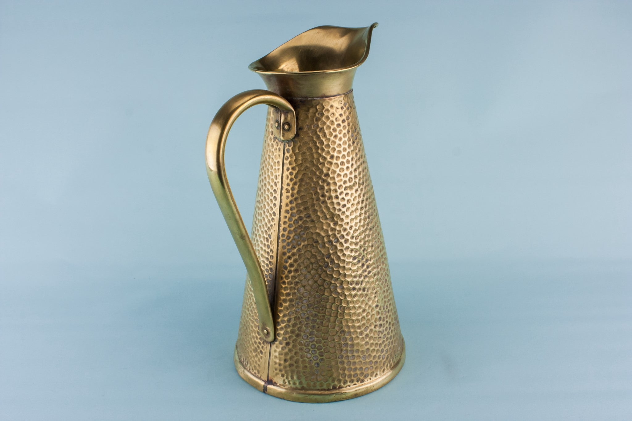 Brass water jug