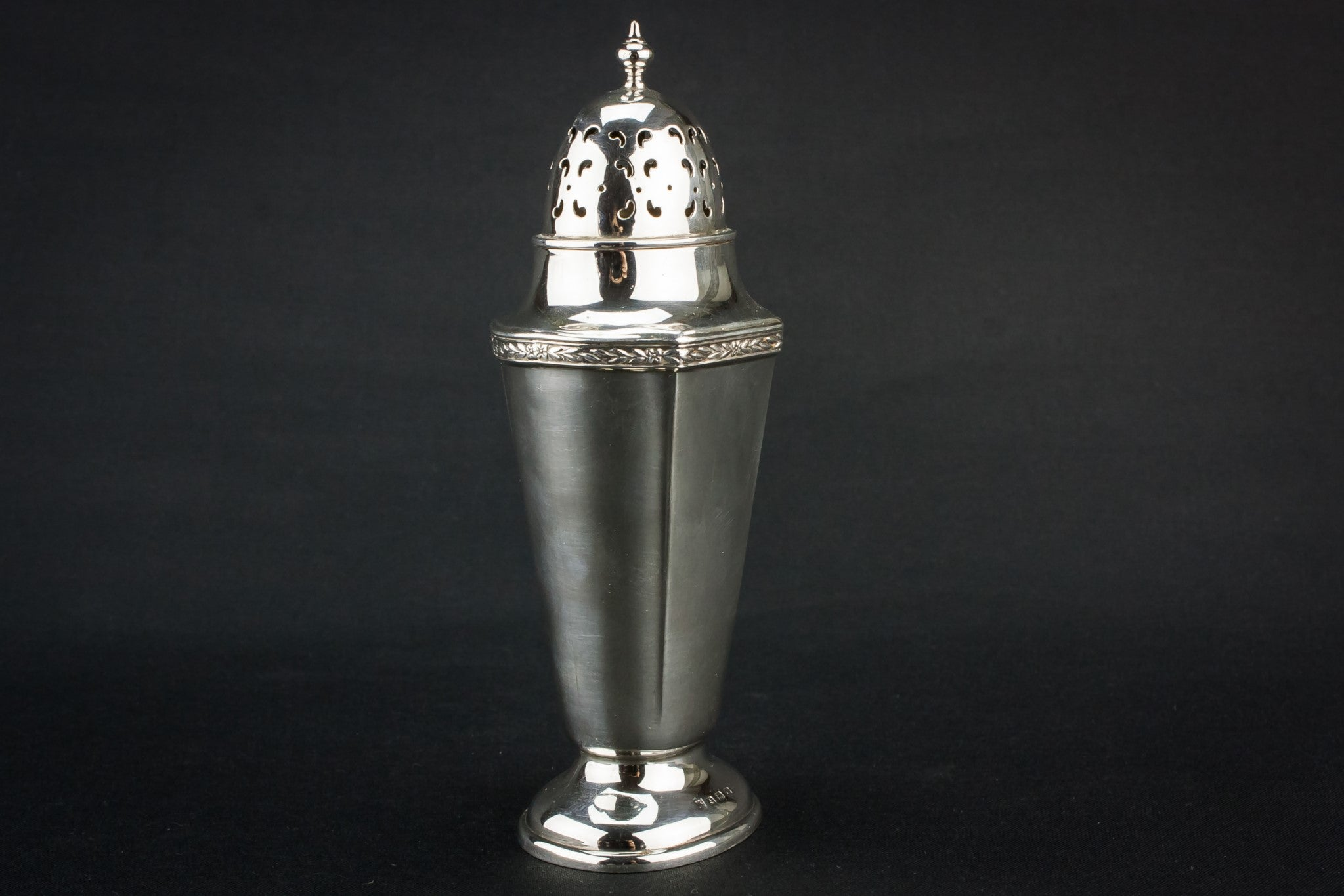 Art Deco sugar caster