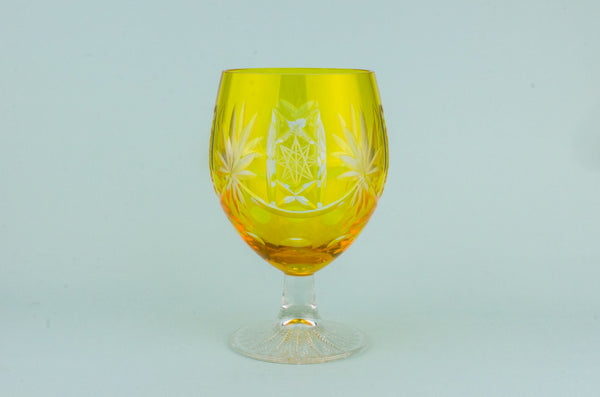 1/2 pint beer glass