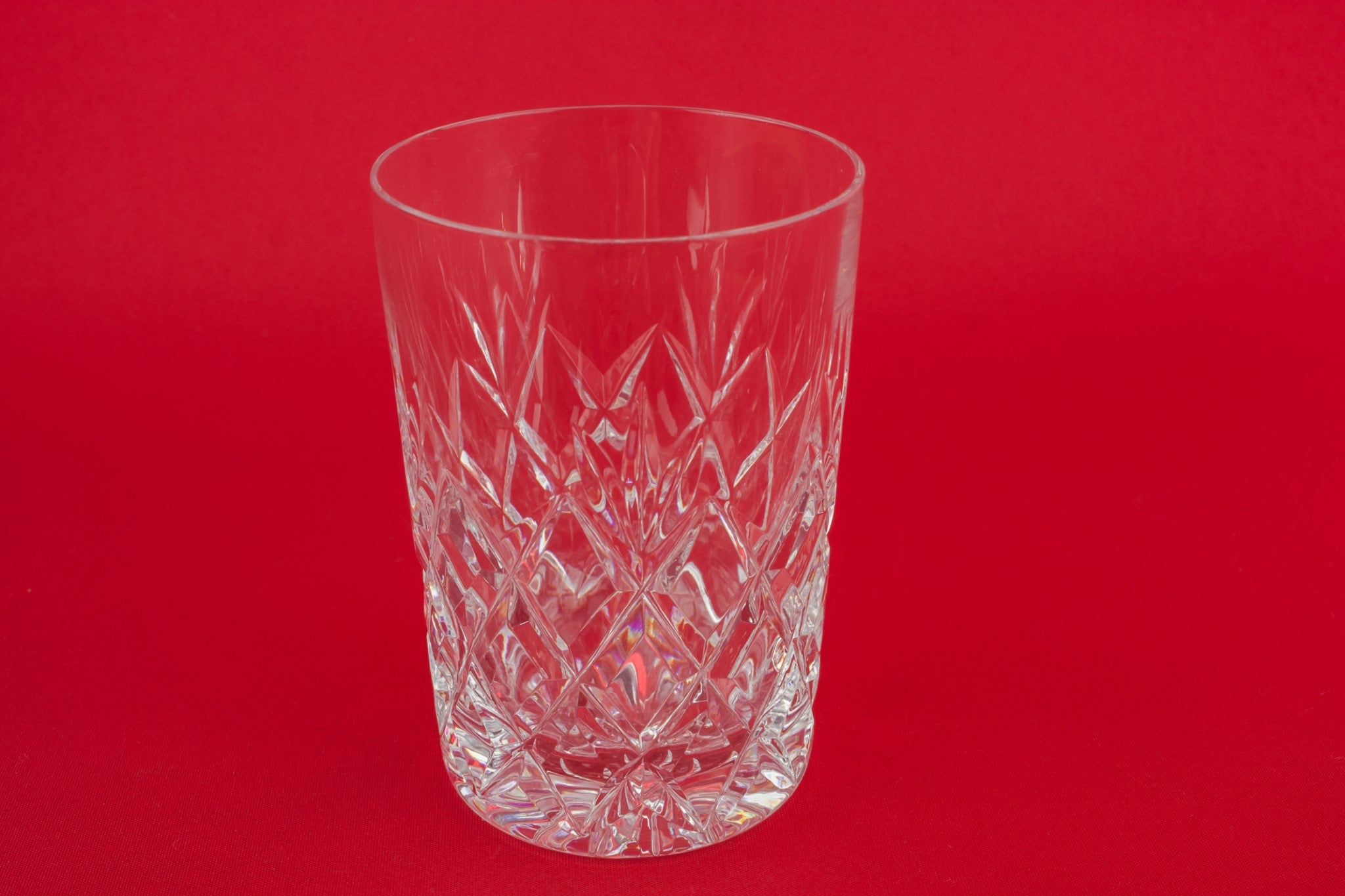 4 medium whisky glasses
