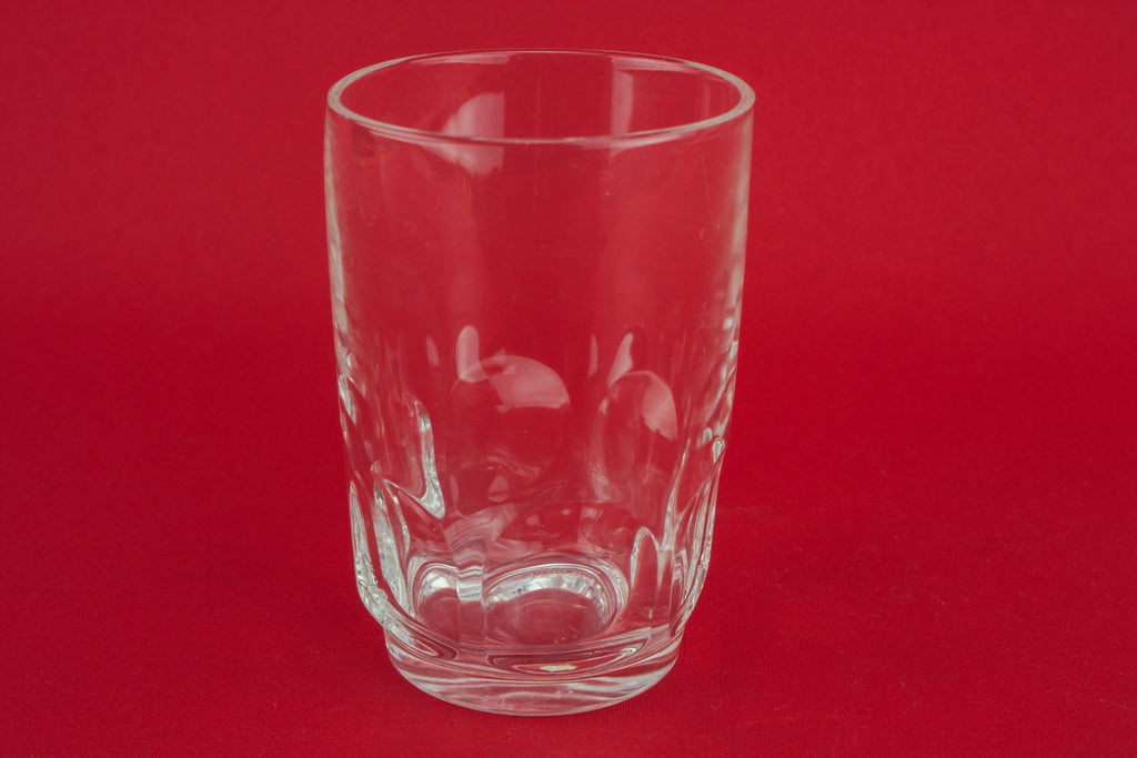 4 tumbler water glasses