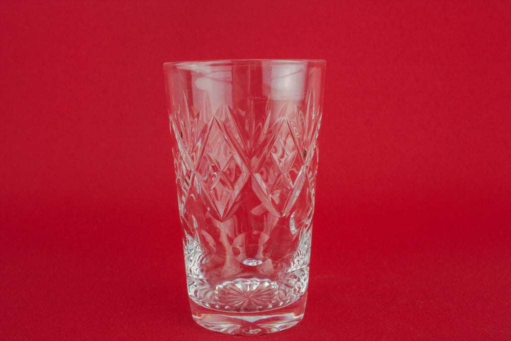 Large whisky glass