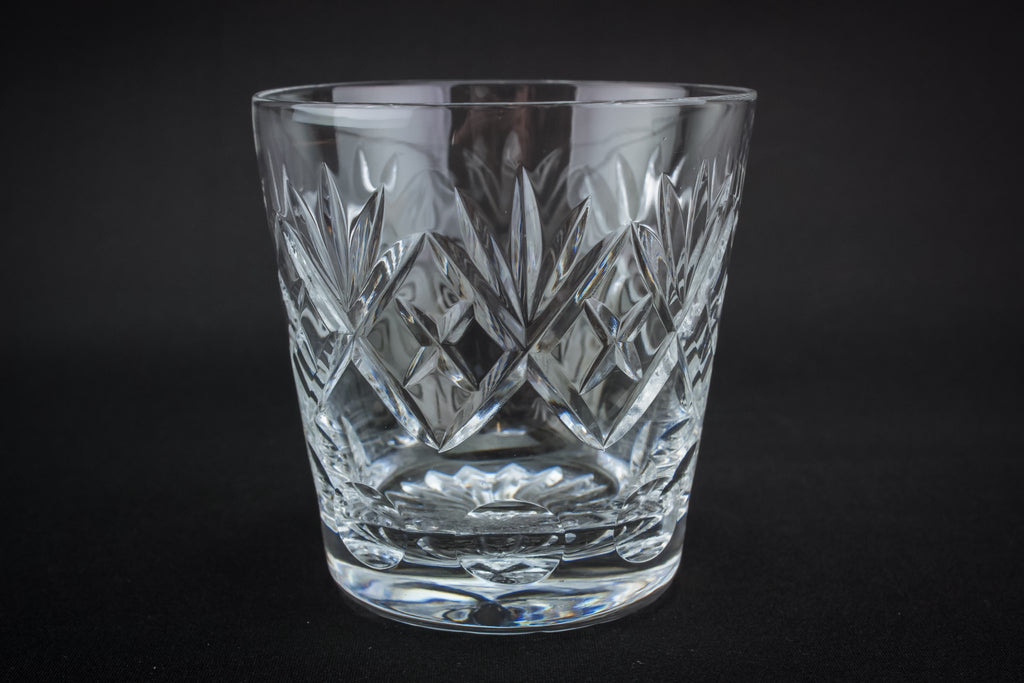 Tumbler whisky glass