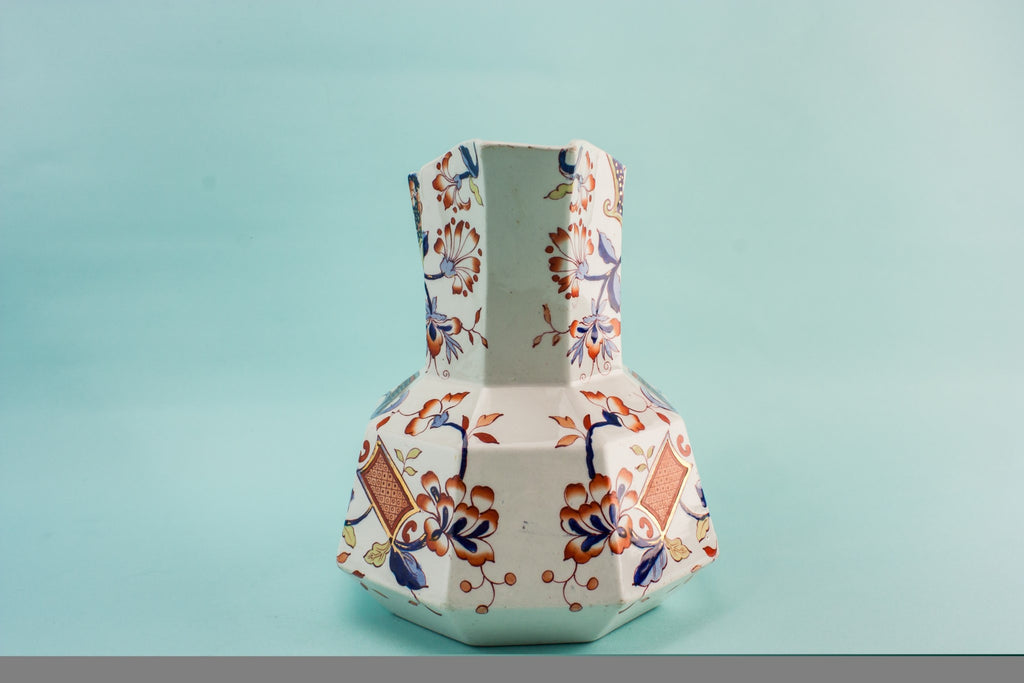 Aesthetic Movement pottery jug