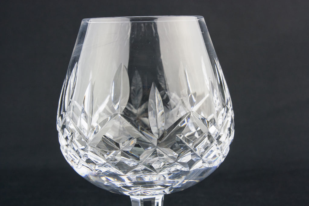 Stem whisky glass
