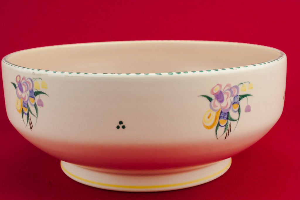 Poole pottery serving bowl