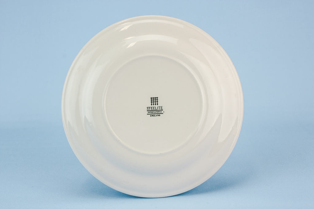 6 Steelite bone china plates