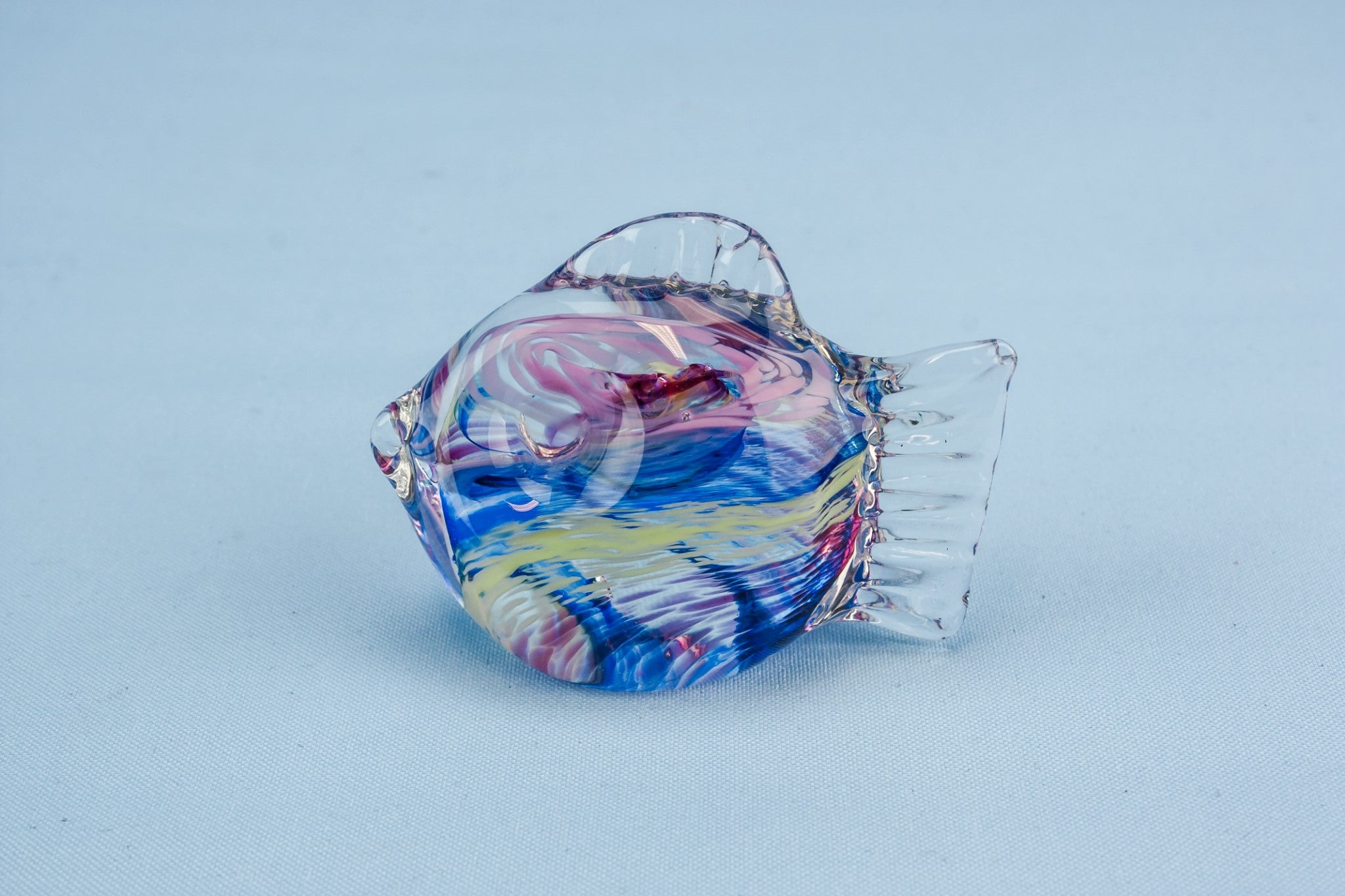 Selkirk Glass paperweight