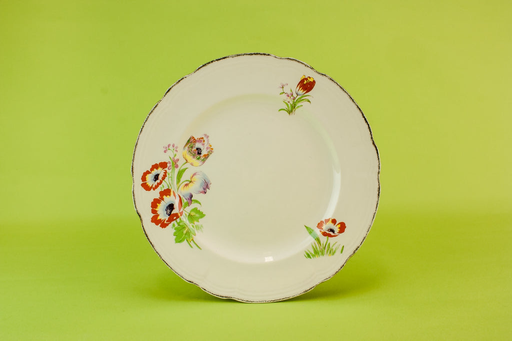 6 Alfred Meakin dinner plates