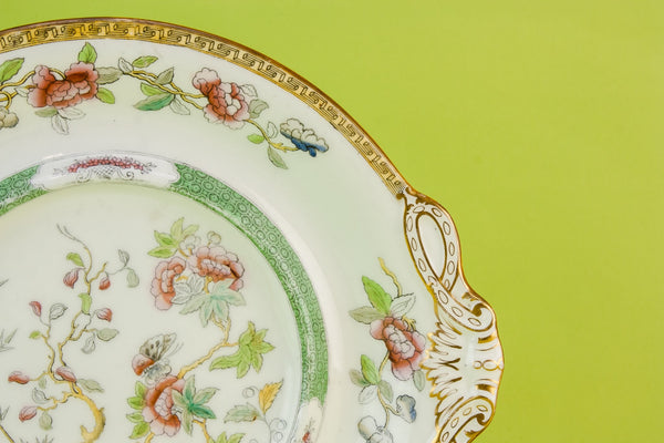 Bone china serving dish