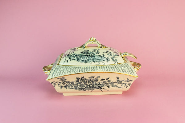 Aesthetic Movement tureen