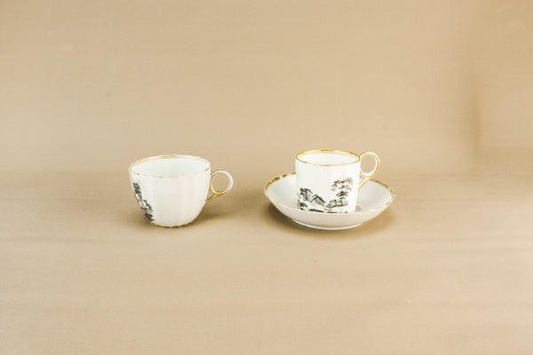 Black tea & coffee set