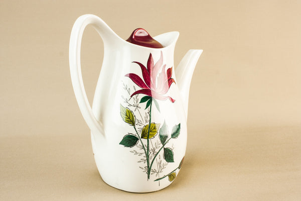 Midwinter pottery coffee pot