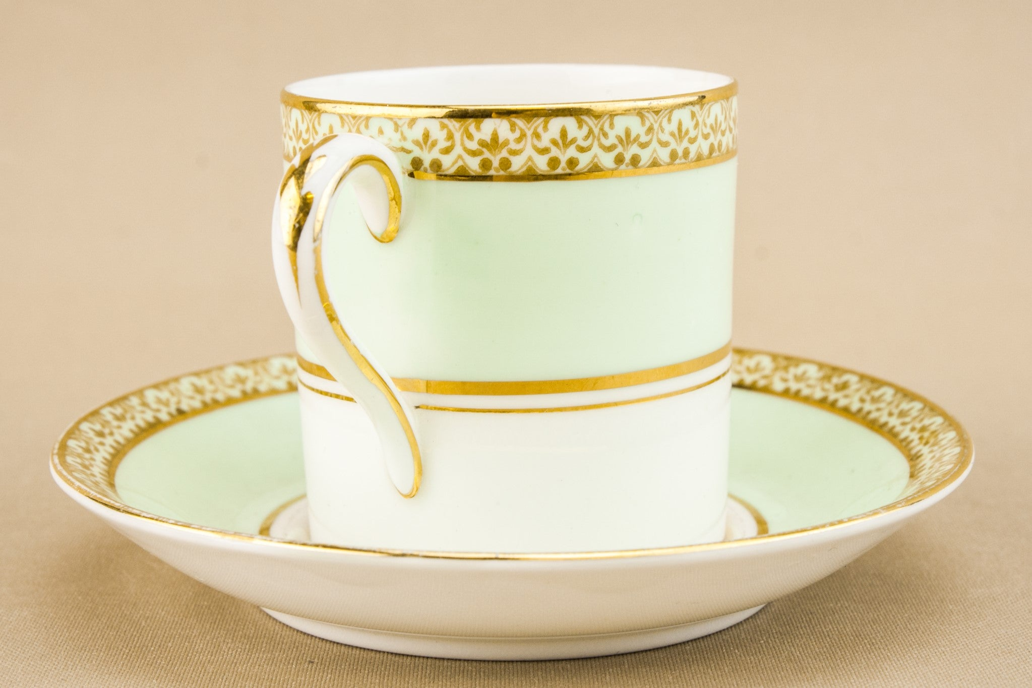Bone china Paragon coffee cup