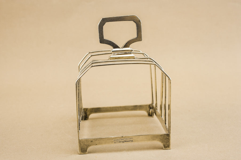 Mappin & Webb toast rack