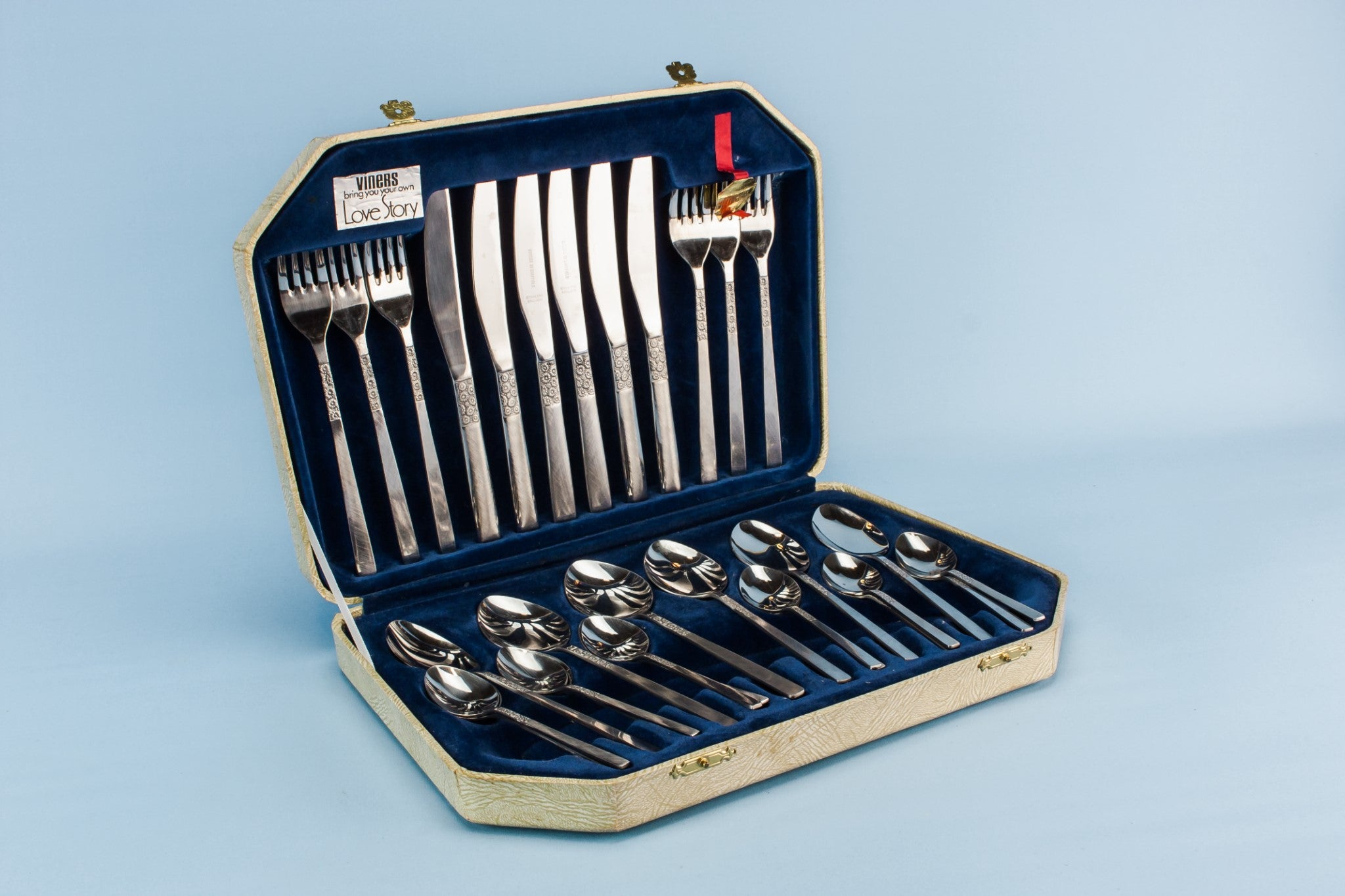 Love Story cutlery set for 6