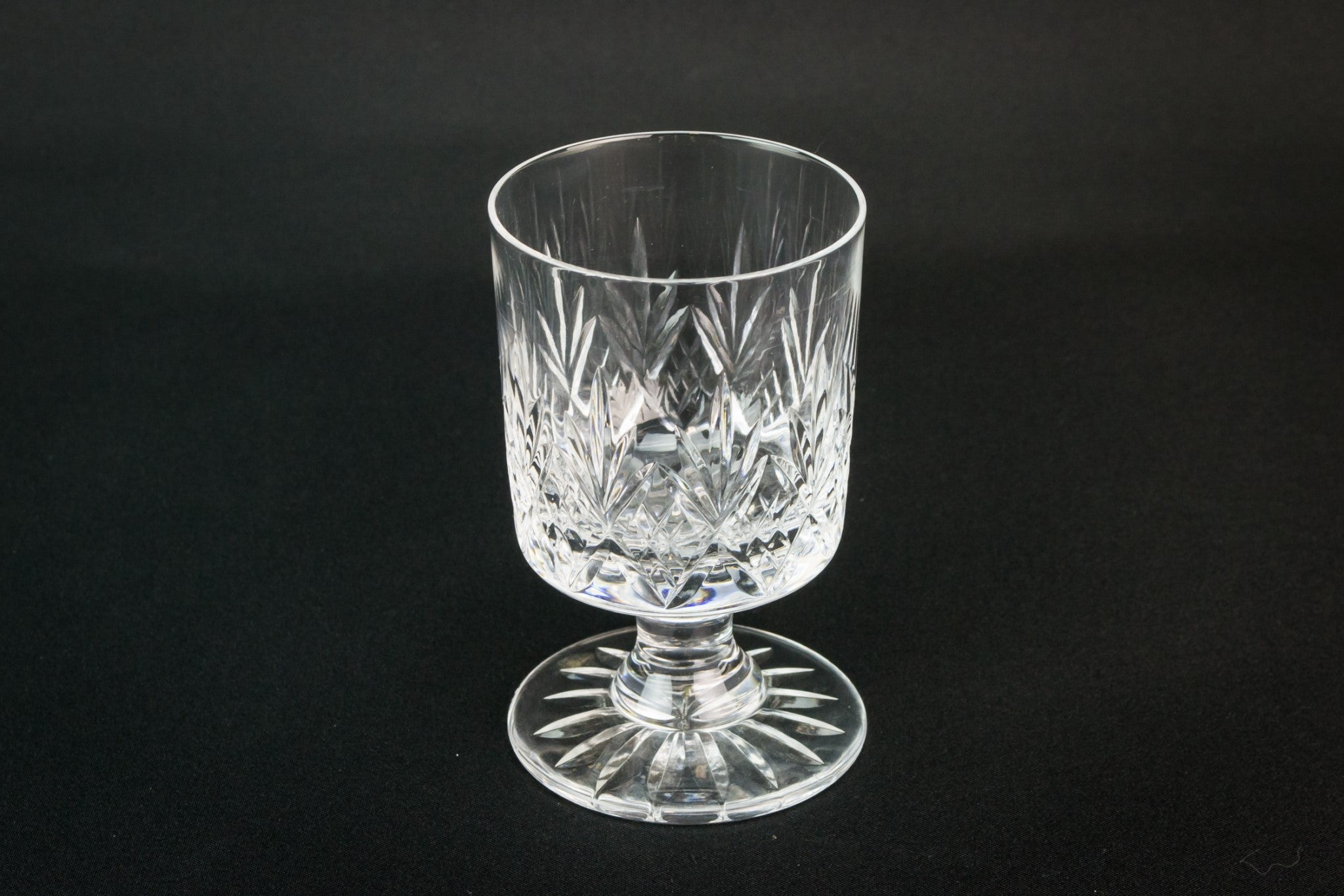 6 Whitefriars wine glasses