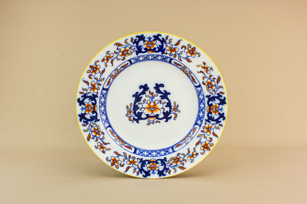 Minton pottery cake plate