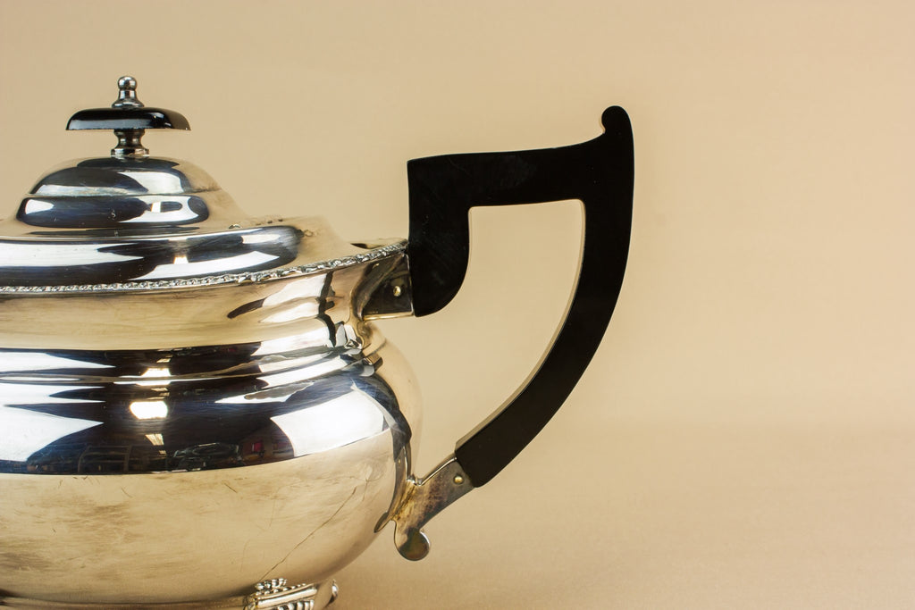 Large traditional teapot