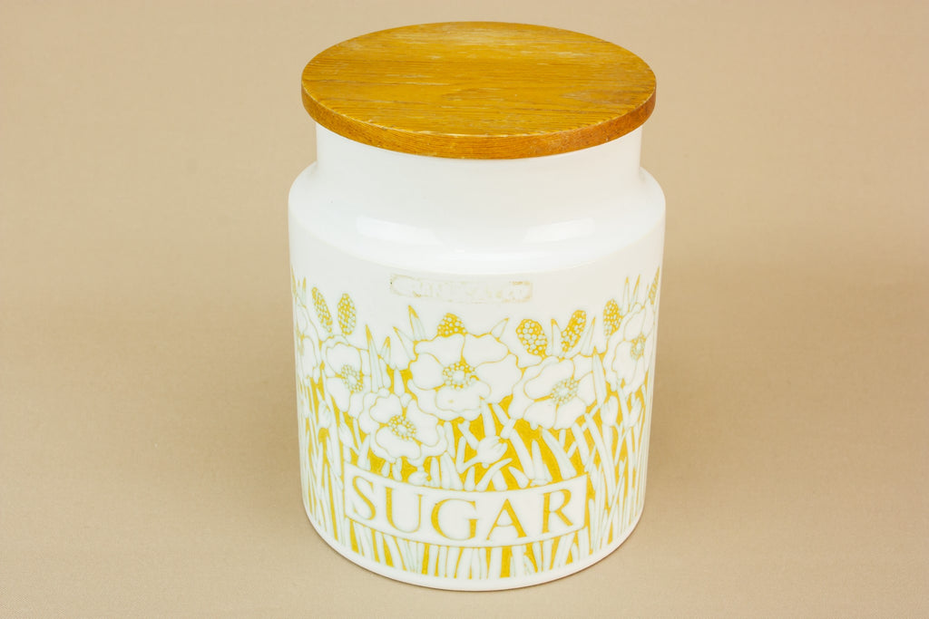 Hornsea pottery jar