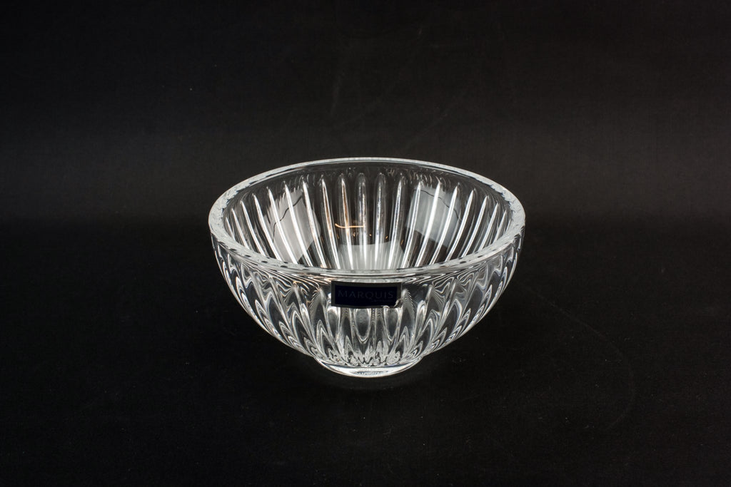 Waterford glass bowl