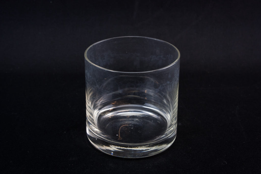 6 tumbler whisky glasses