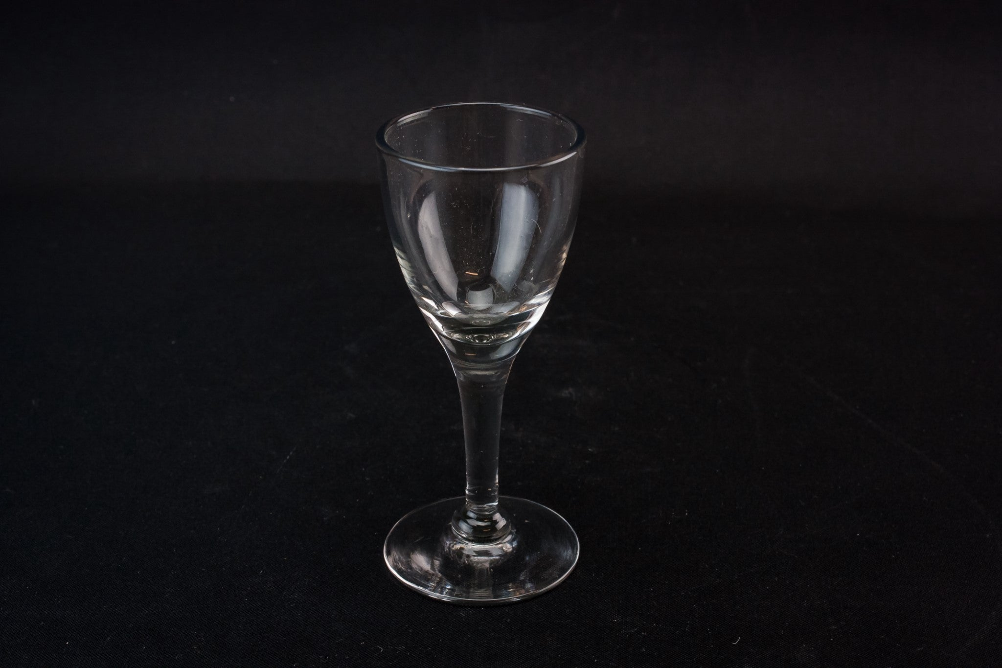 2 stem port glasses