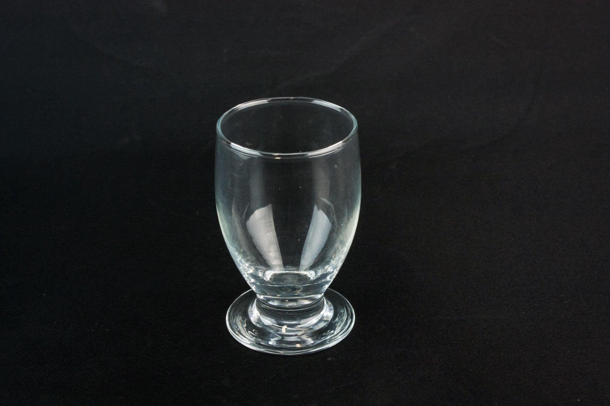 6 small tumbler glasses
