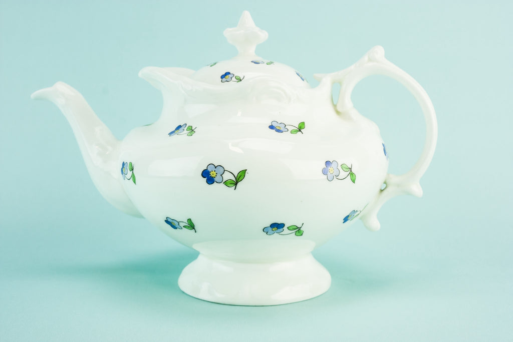 Coalport bone china teapot