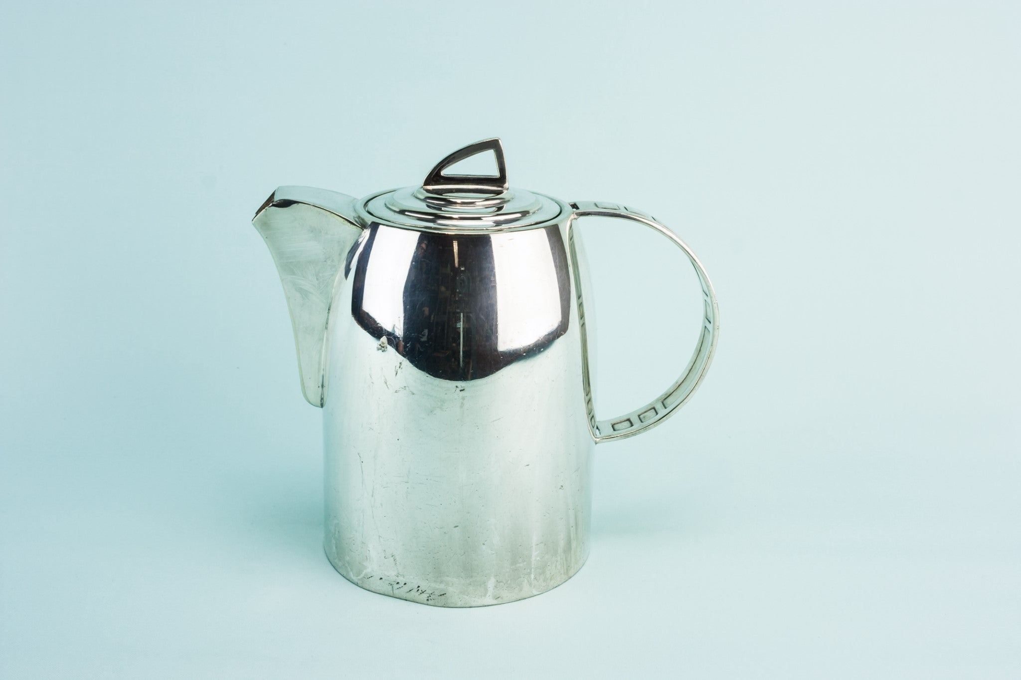 Art Deco coffee pot