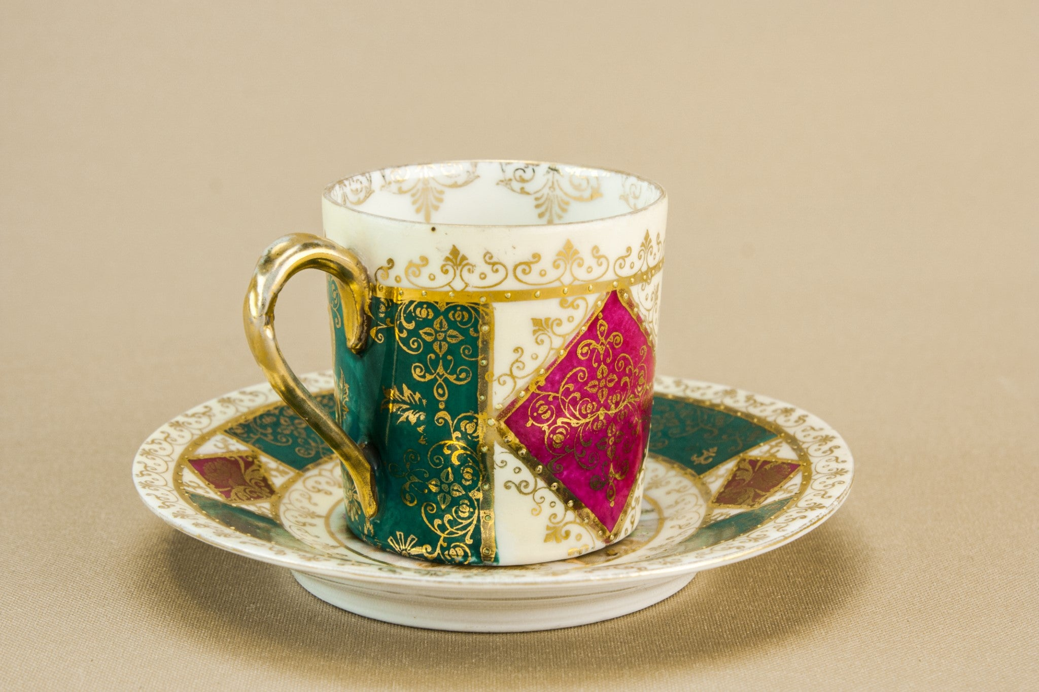 Espress0 coffee cup & saucer