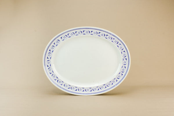 Neo-Classical pottery platter