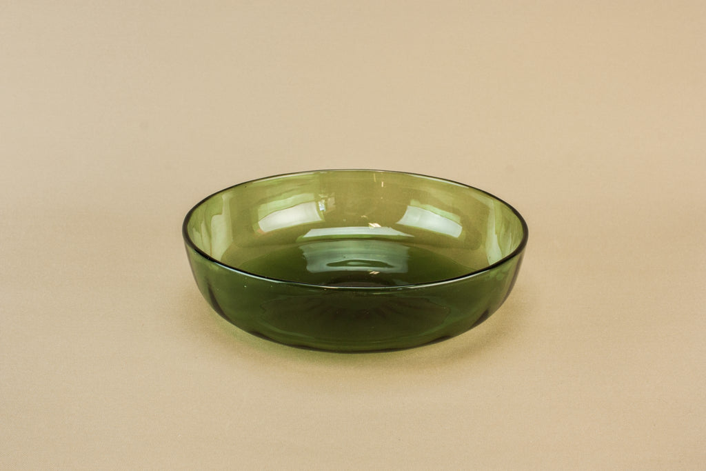 Whitefriars glass bowl