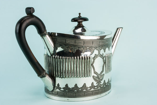 Medium Neo-Classical teapot