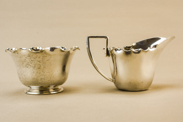 Milk & sugar set