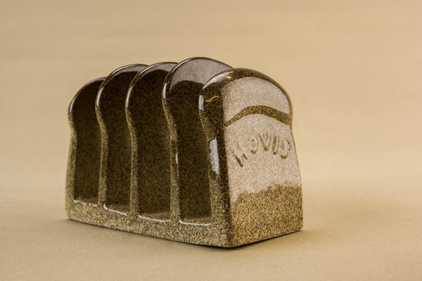 Small Hovis toast rack