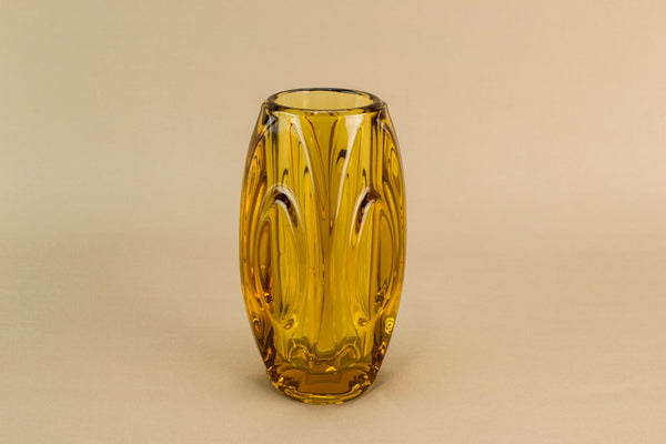 Rosice Sklo glass vase