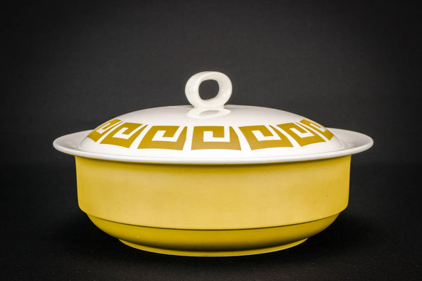 Wedgwood gold serving tureen
