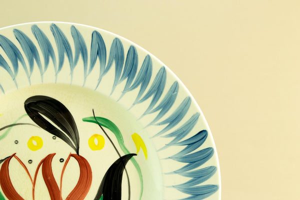 Susie Cooper dinner plate, circa 1940