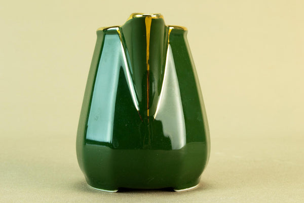 French Apilco green creamer