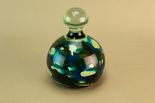 Large Mdina glass door stopper