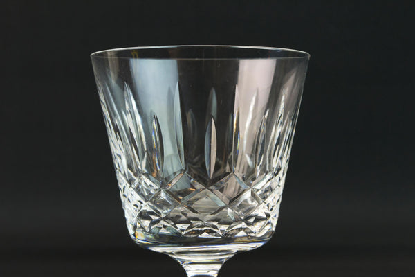6 Edinburgh Crystal port glasses