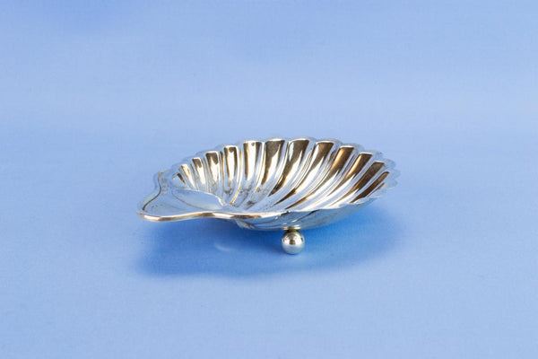 Sterling Silver butter dish, 1894