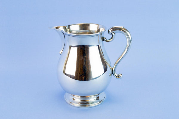 Sterling Silver small jug, 1928