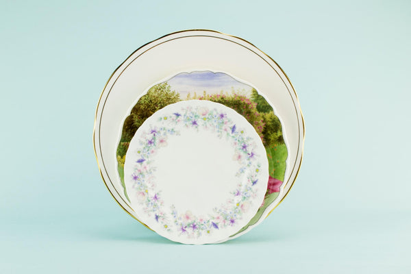 Harlequin dishes trio