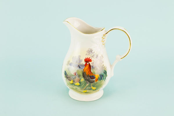 Bone china small milk jug