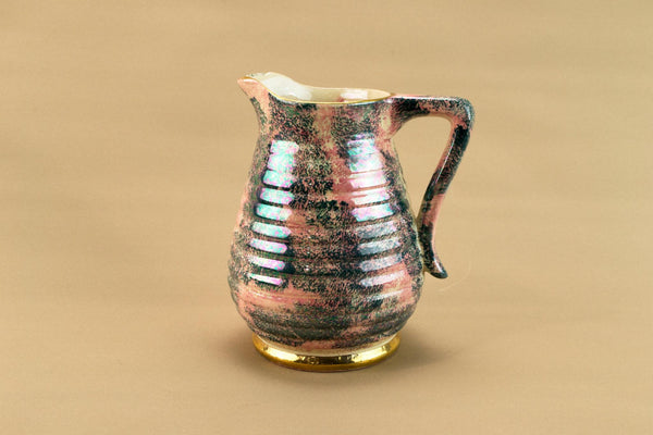 Govancroft lustre jug, Scottish mid 20th century