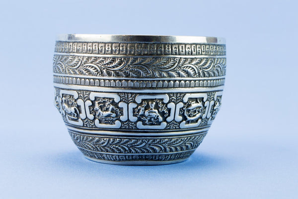 Sterling Silver zodiac cup, 1874