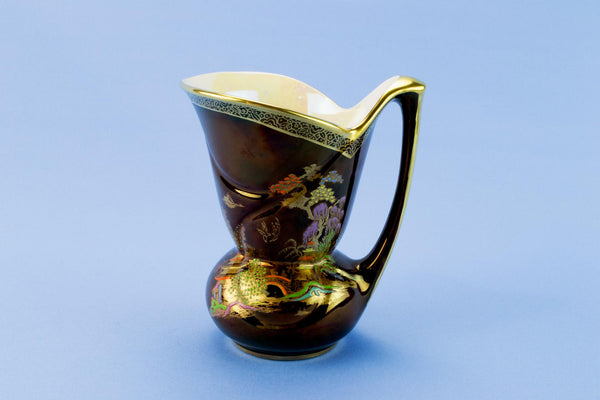 Art Deco Crown Devon jug, English 1930s